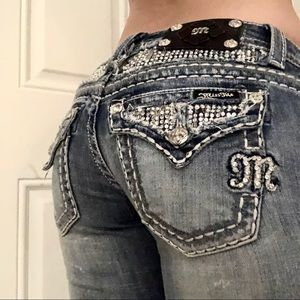 Bling Miss Me Jeans
